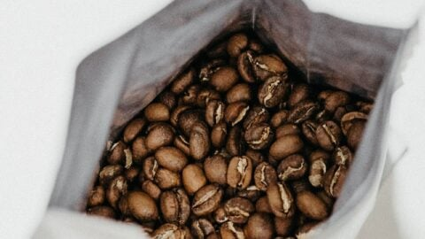 Cuban food: Cuban coffee beans
