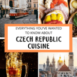 Everything You've Wanted To Know About Czech Republic Cuisine Pinterest Image