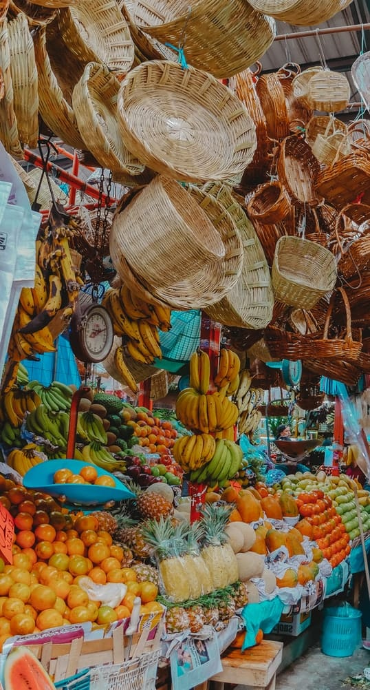Mexican Food and Fruit Market