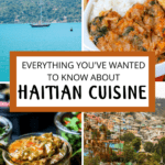 Everything you've wanted to know about Haitian Cuisine Pinterest Image