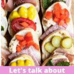 Let's talk about Czech Cuisine Pinterest Image