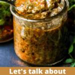 Lets talk about Haitian Cuisine Pinterest Image