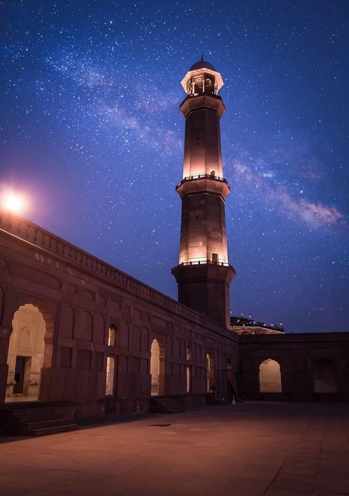 mosque in Pakistan
