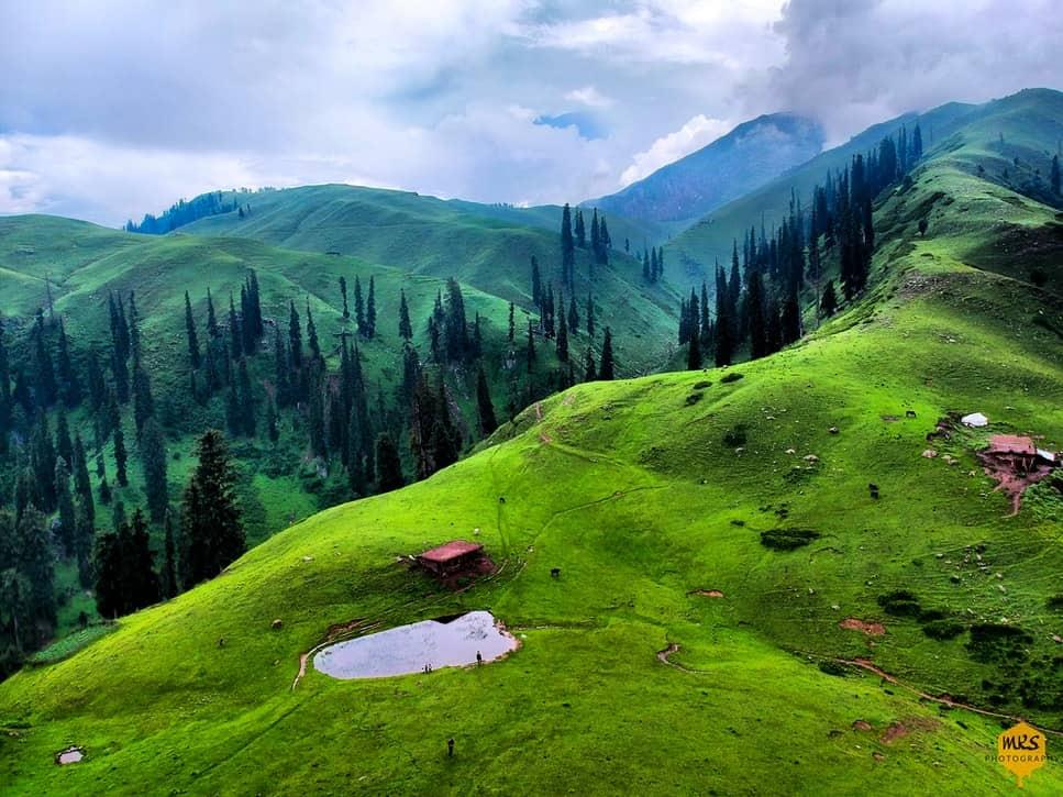 Pakistani countryside