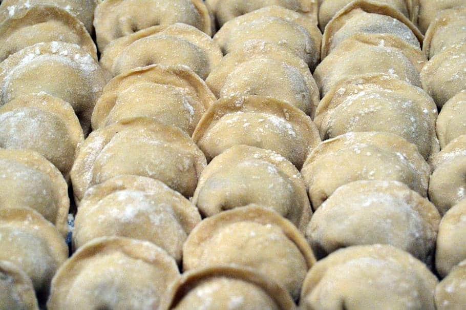 Russian Food: Pelmeni
