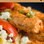 Hungarian Cuisine Pinterest Image