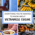 Vietnamese Cuisine Pinterest Image