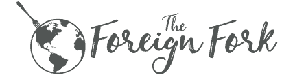 The Foreign Fork logo