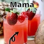Spring Time Bahama Mama Pinterest Image top outlined title
