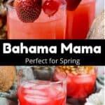 Spring Time Bahama Mama Pinterest Image middle black banner