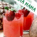Bahama Mama Pinterest Graphic