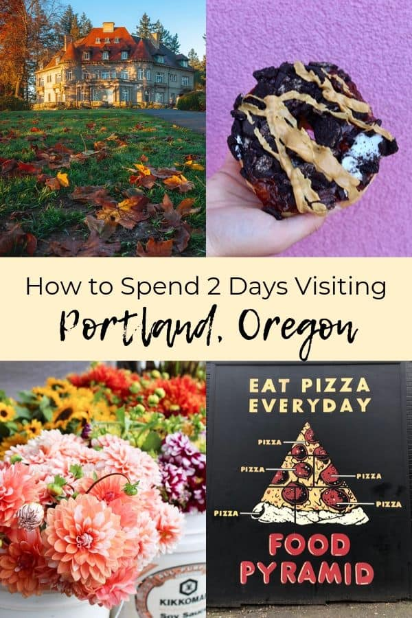 Portland, Oregon Pinterest Image