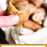 Banana Fritters from Djibouti Pinterest Image Bottom Banner