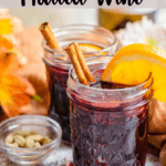 Mulled Wine in the Instant Pot Pinterest Image Top Clear Banner