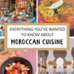 Everything You've Wanted To Know About Moroccan Cuisine Pinterest Image