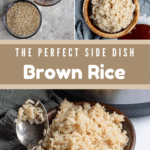Instant Pot Brown Rice Middle Banner