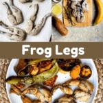 Frog Legs Pinterest Image Middle Banner