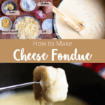 Cheese Fondue Pinterest Image Middle Banner