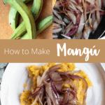How to Make Mangú Pinterest Image Middle banner