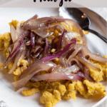 How to Make Mangú Pinterest Image Top Banner