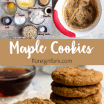 Maple Cookies Pinterest Image Middle banner