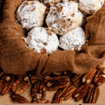 Pecan Sandies Pinterest Image Bottom Banner