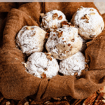 Pecan Sandies Pinterest Image Top Banner