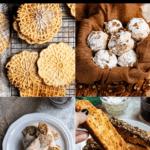 5 Italian Christmas Cookies Pinterest Image Top Black Banner