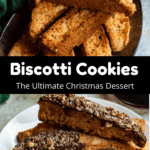 Biscotti Cookies Pinterest Image Middle Black Banner