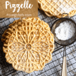 Italian Pizzelle Pinterest Image top left banner