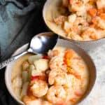 Shrimp Soup Recipe (Sopa de Camarones)