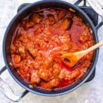 Zigni (Beef Stew from Eritrea)