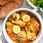 Doro Wat Recipe from Ethiopia
