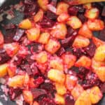 Beet and Potato Salad from Ethiopia
