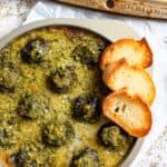 Escargot Recipe from France