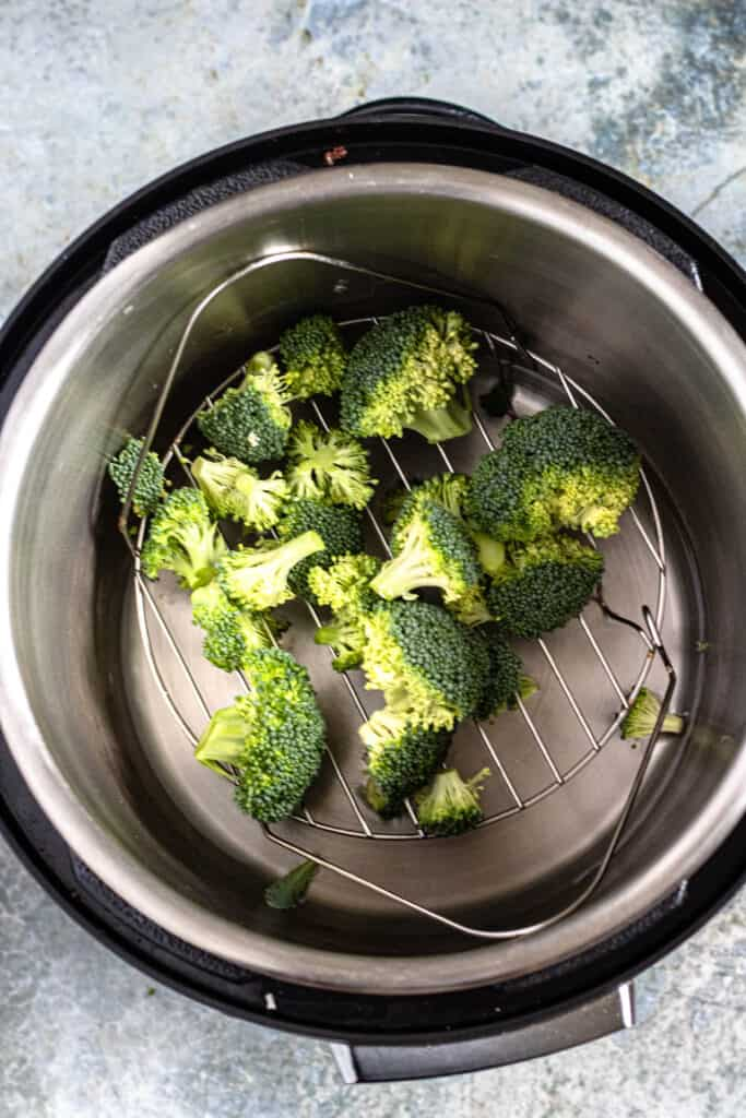 Broccoli in the Instant Pot