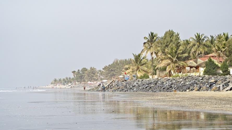the gambia beach